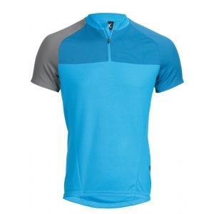 Dámský dres HAIBIKE modrý