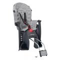 Dětská sedačka HAMAX SIESTA-PREMIUM tmavě šedá/šedý