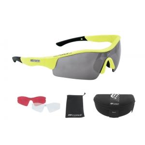 Brýle Force Race - žluté