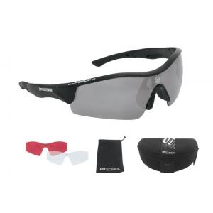 Brýle Force Race - černé