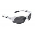 Brýle Force Ultra bílé - černá skla