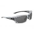 Brýle FORCE VISION bílé + černá skla