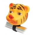 Klakson dětský, plast - různé zvířecí motivy