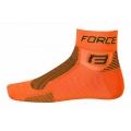 Ponožky FORCE 1 oranžové