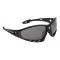 Brýle FORCE PRO černé, černá laser skla