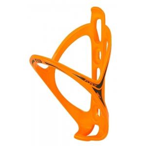 Košík láhve FORCE GET plastový, oranžový lesklý