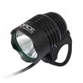 Světlo přední FORCE GLOW 1200LM CREE LED, černé