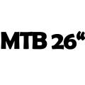 "Duše MTB 26"""